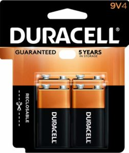 Good Quality batteries for your Home Safe